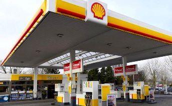 En todas las estaciones de servicio Shell