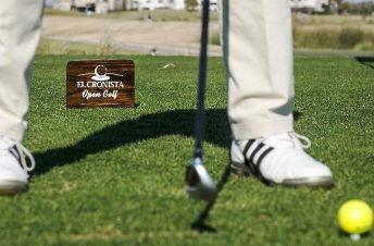 A jugar golf