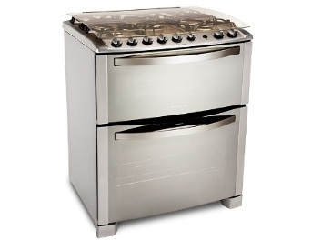 Cocina doble horno de Electrolux