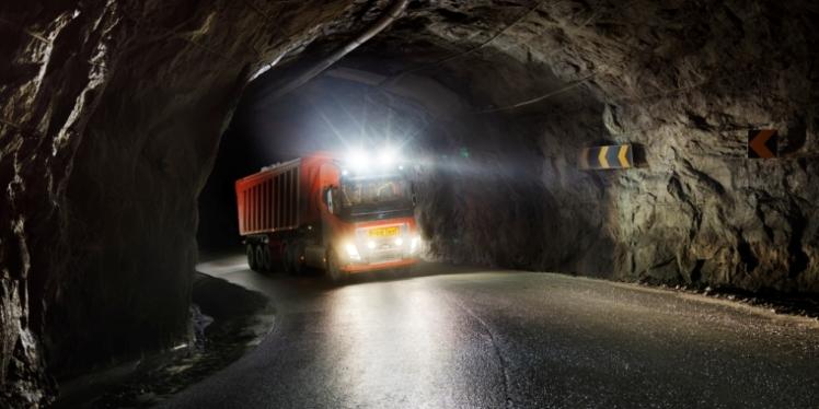 Volvo y Brønnøy Kalk AS