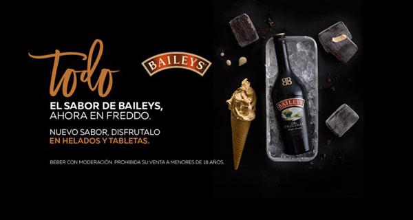 Freddo y Baileys®