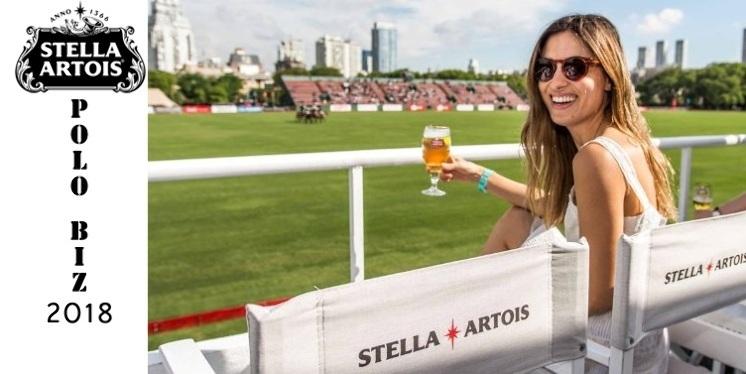 Stella Artois y el polo