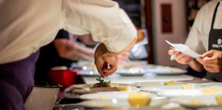 Gastronomía y solidaridad
