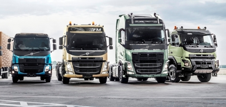 Volvo Trucks y una financiación atractiva