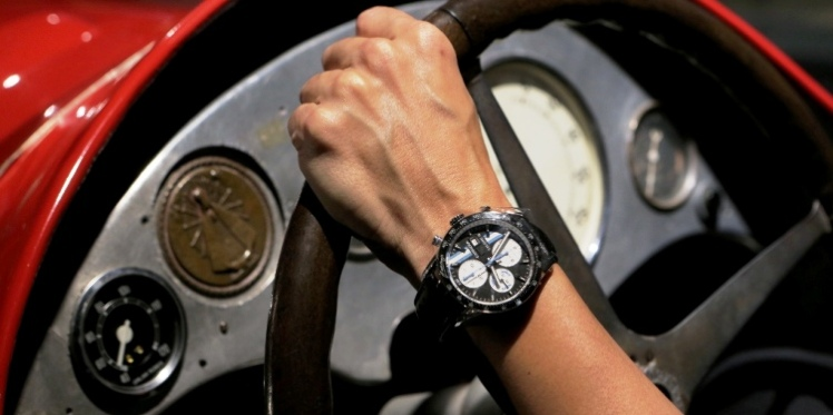 Fangio TAG Heuer Carrera Calibre 16