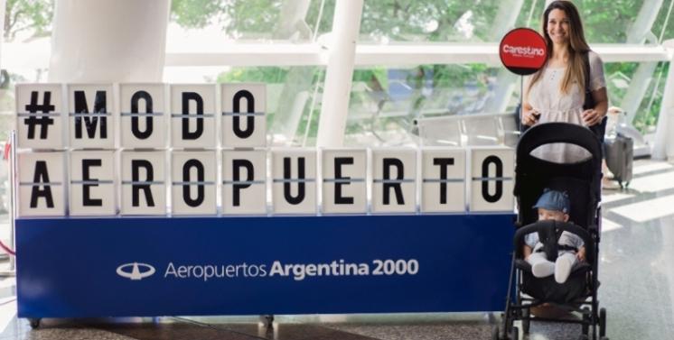 Co-branding de Carestino y AA2000
