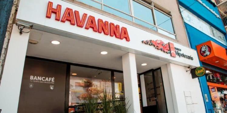Banco Hipotecario y Havanna