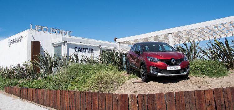 Renault vive el verano