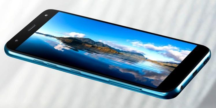 Nueva línea de smartphones