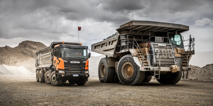 Demo Trucks de Scania