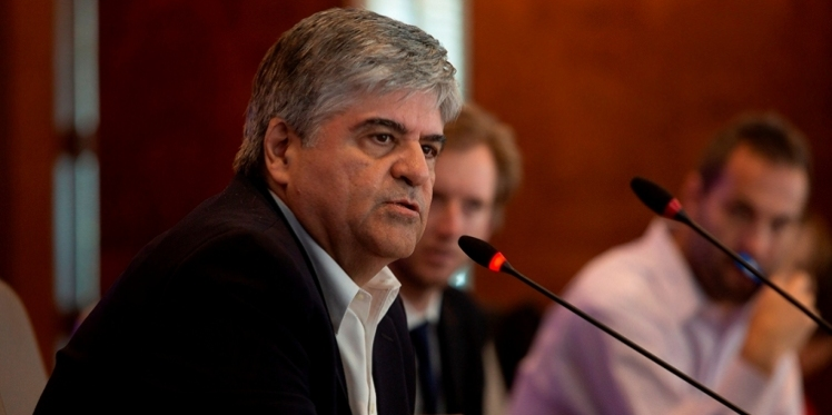 Miguel Gutiérrez, presidente de YPF