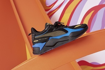 PUMA x Hot Wheels
