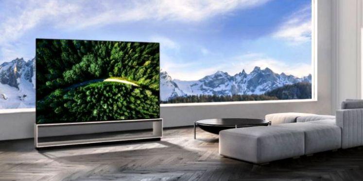Televisores 8K