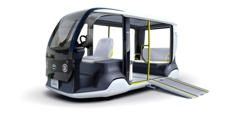 Accesible People Mover