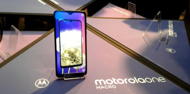 Lanzamiento de Motorola