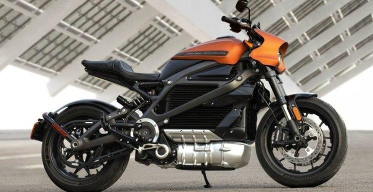 Motocicleta LiveWire