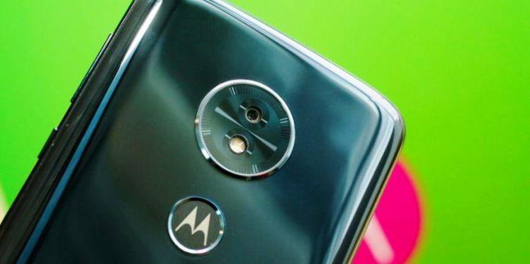 La familia de Motorola