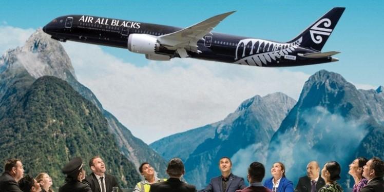 Air All Blacks