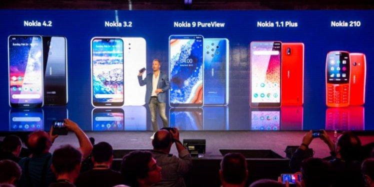 Nokia en el MWC de Barcelona