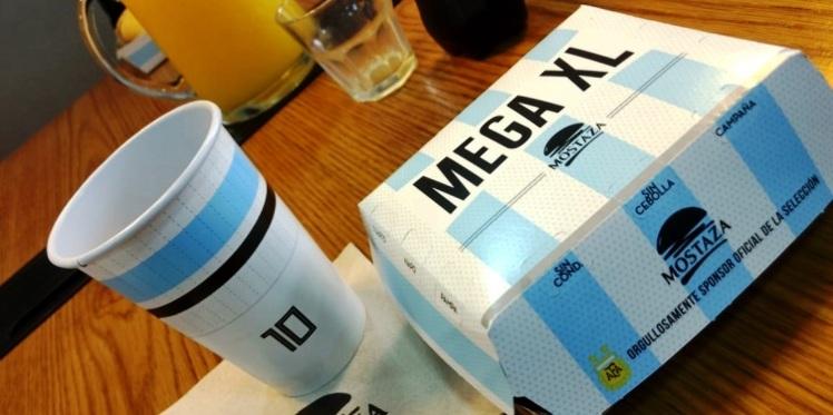 Mostaza vuelve a alentar al más grande
