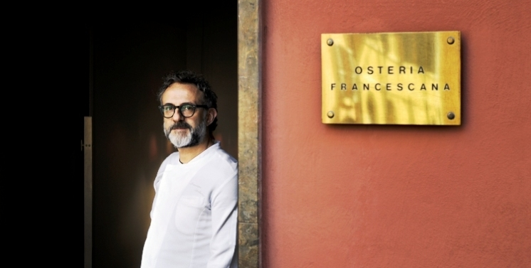 Massimo Bottura - Crédito: Paolo Terzi