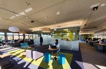 Nuevas oficinas en Baires