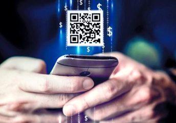 Operación financiera por celular
