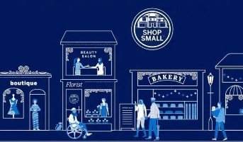 Shop Small de American Express