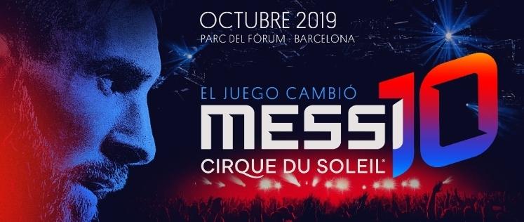Messi va al circo