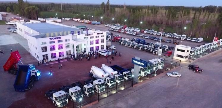 Ruta Sur Trucks