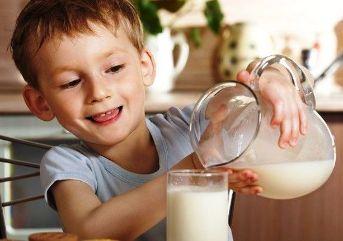 Beneficios de la leche fresca