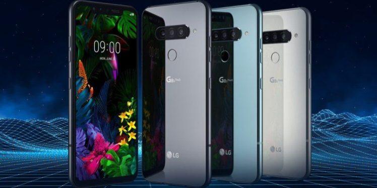 El smartphone flagship de LG