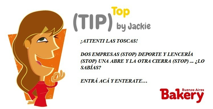 TipTop, by Jackie