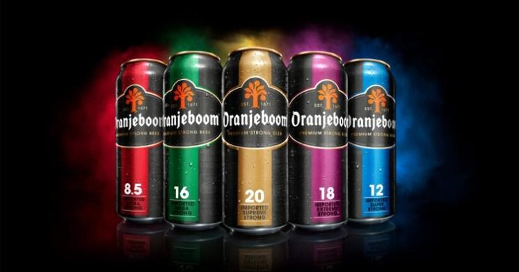 Oranjeboom Premium Beer