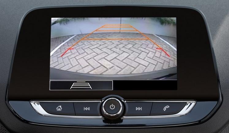 Nueva Chevrolet Tracker, un SUV versátil