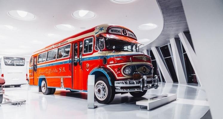 125 años del bus