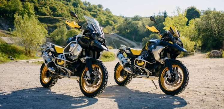 R 1250 GS y R 1250 GS Adventure