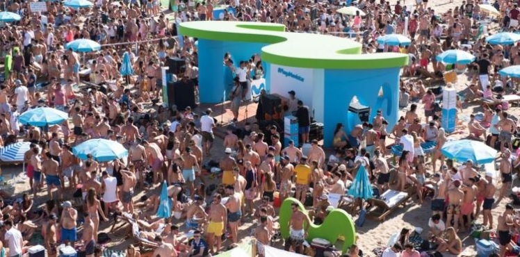Playa Movistar