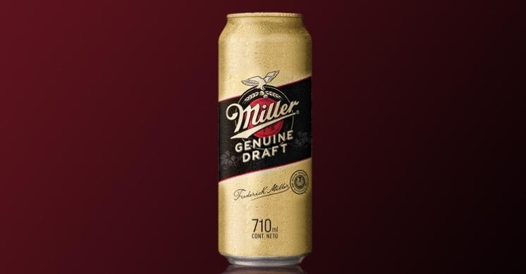 Nueva Miller 710 cc