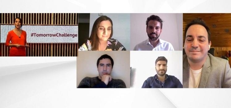 Emprendedores de 10 países frente al Covid-19