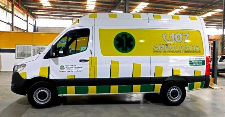Ambulancias Sprinter