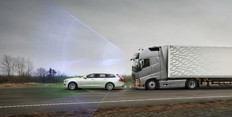 La seguridad de Volvo Trucks