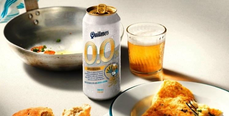 Una nueva cerveza cero alcohol