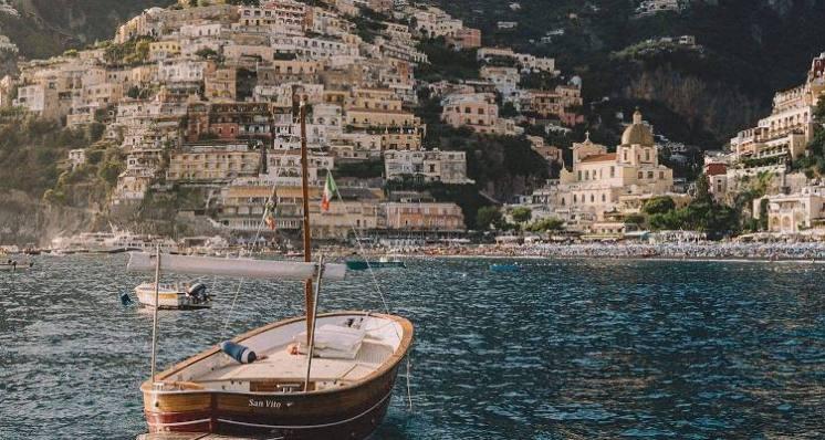 Mi carta de amor a Italia