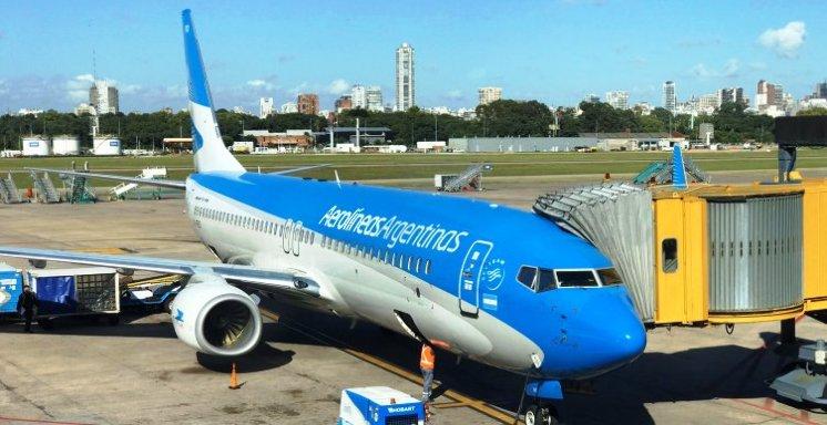 Nuevas rutas para Aerolíneas Argentinas