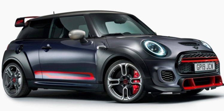 John Cooper Works GP de Mini
