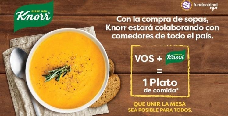 Mes de la Sopa Solidaria