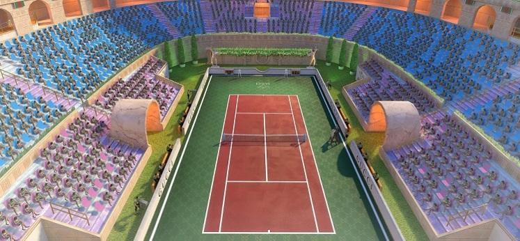 Para los fans de Tennis Clash
