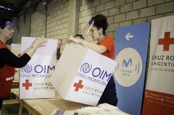 Donación y ayuda