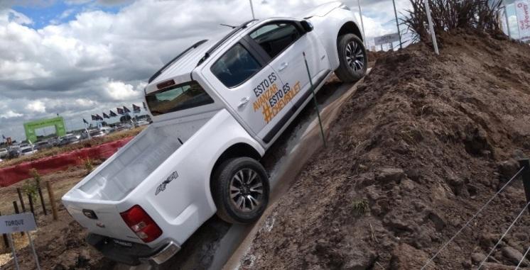 Chevrolet en Expoagro